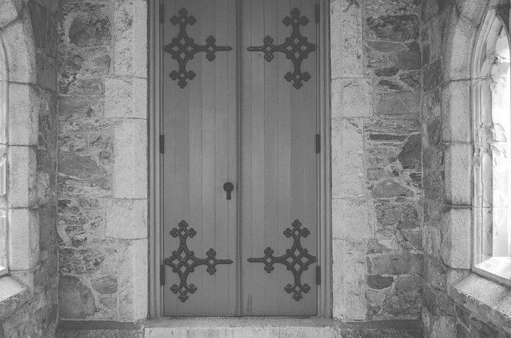 Porte d'Entrée Blindée à Alès pour maison