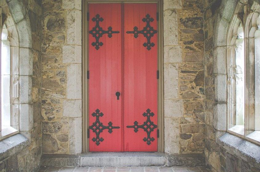 Porte d'Entrée Blindée à Bouc-bel-air pour maison