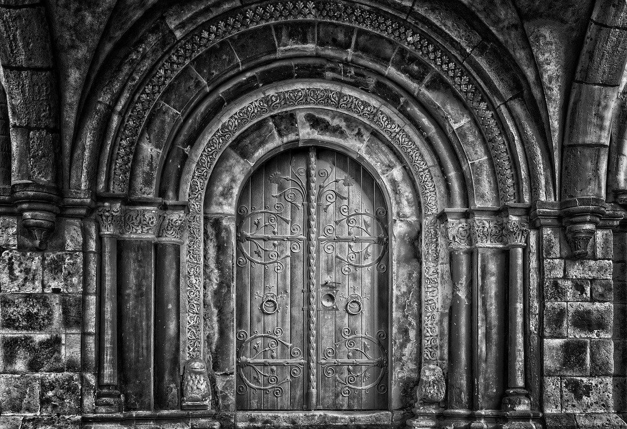 Porte d'Entrée Blindée à Chamalières pour maison