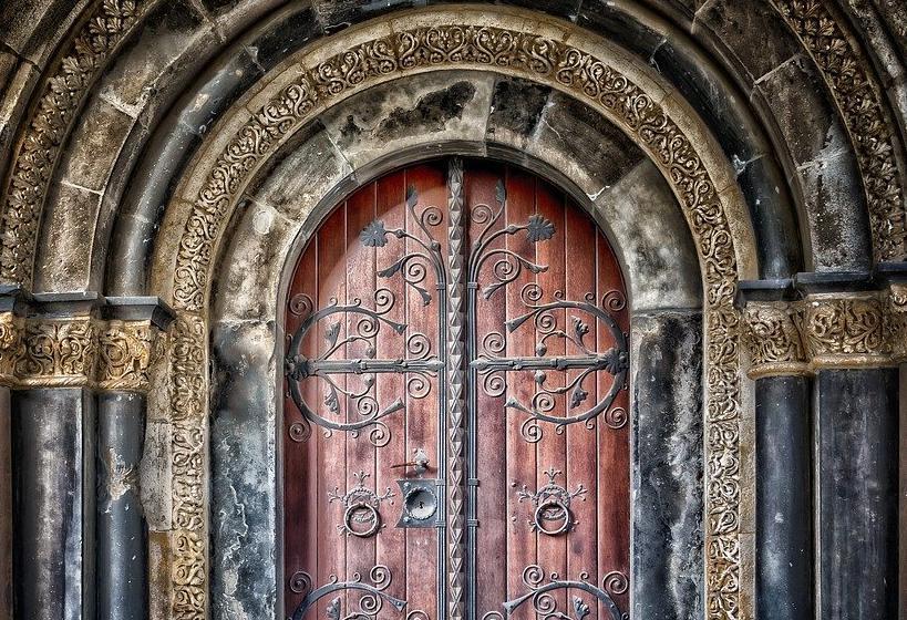 Porte d'Entrée Blindée à Clermont-ferrand pour maison