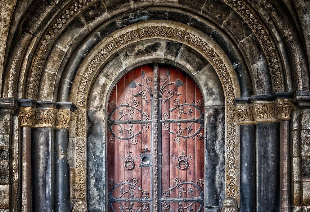 Porte d'Entrée Blindée à Courcouronnes pour maison