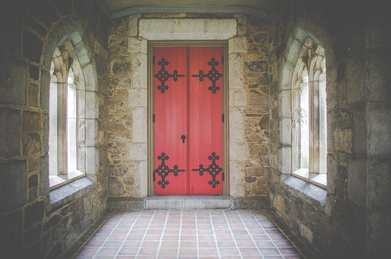 Porte d'Entrée Blindée à Gerzat pour maison