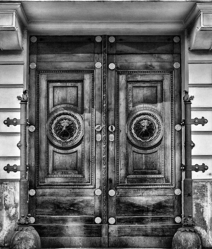Porte d'Entrée Blindée à Gouvieux pour maison