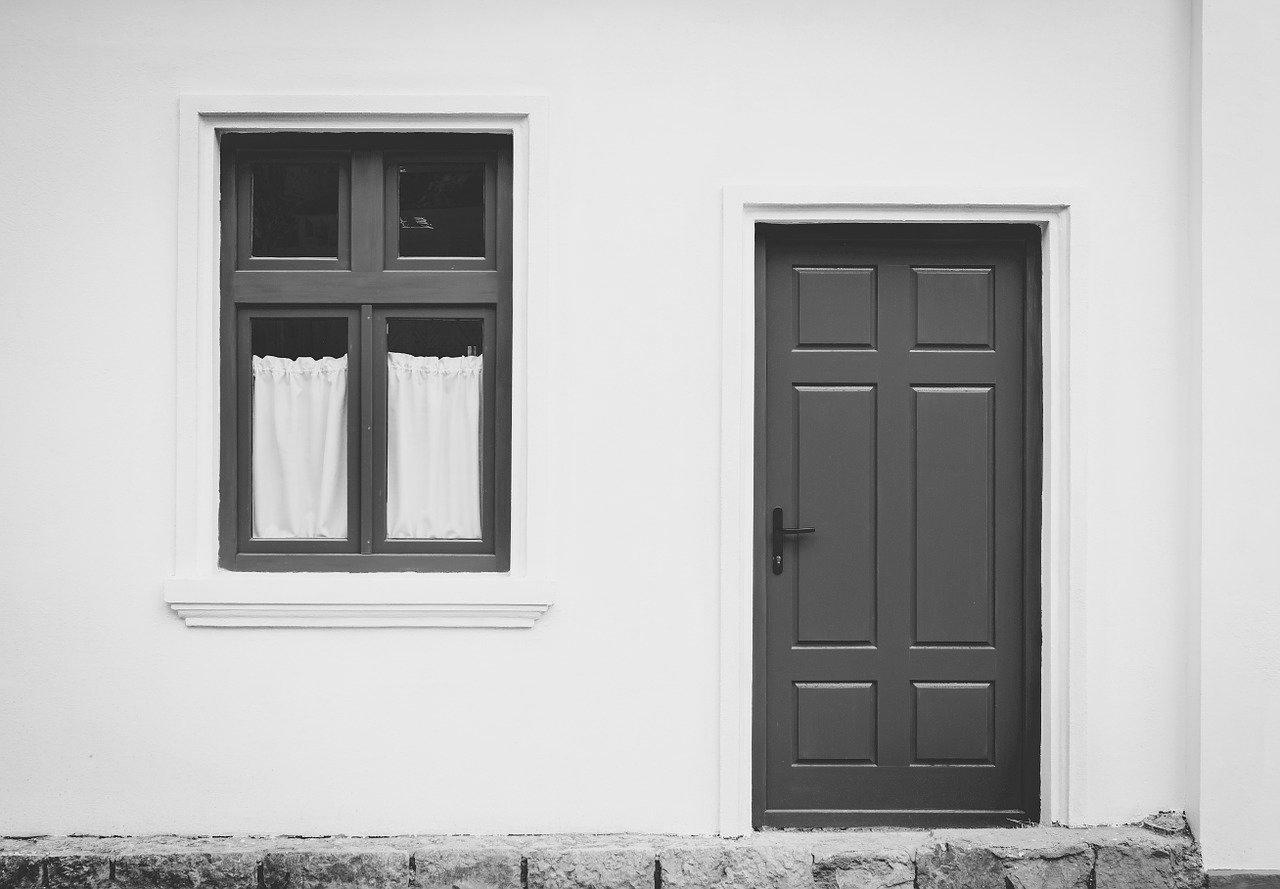 Porte d'Entrée Blindée à Gros-morne pour maison