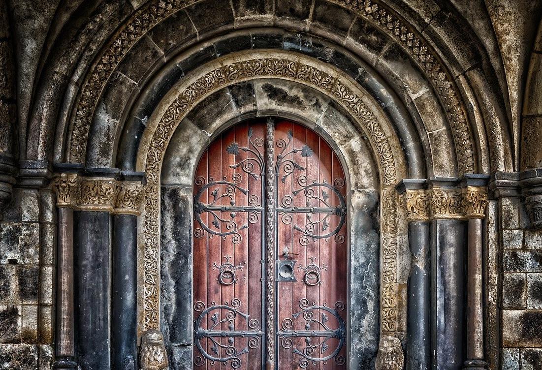 Porte d'Entrée Blindée à Landerneau pour maison