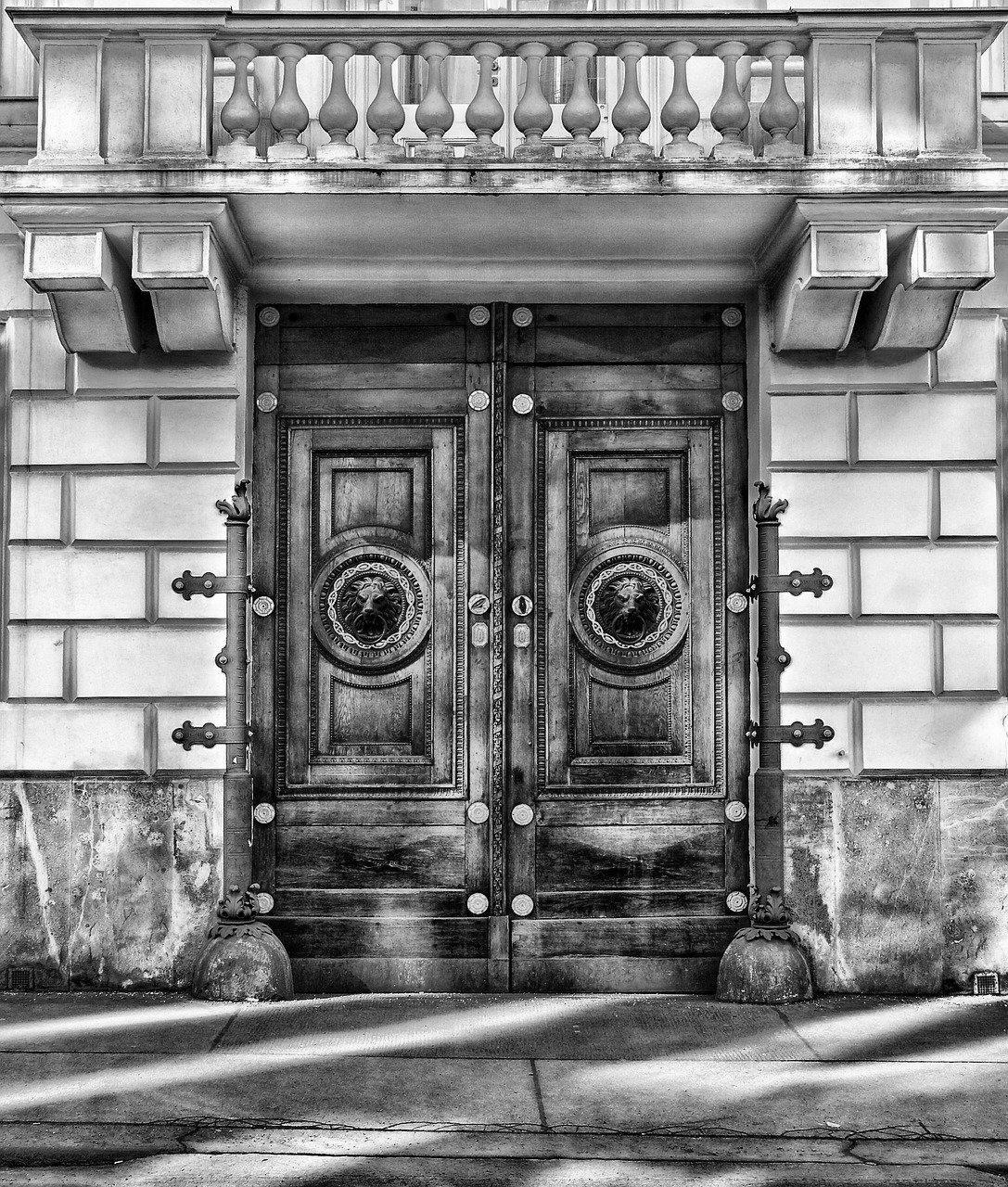 Porte d'Entrée Blindée à Le chesnay pour maison
