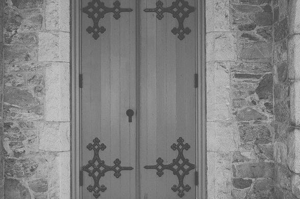 Porte d'Entrée Blindée à Le luc pour maison