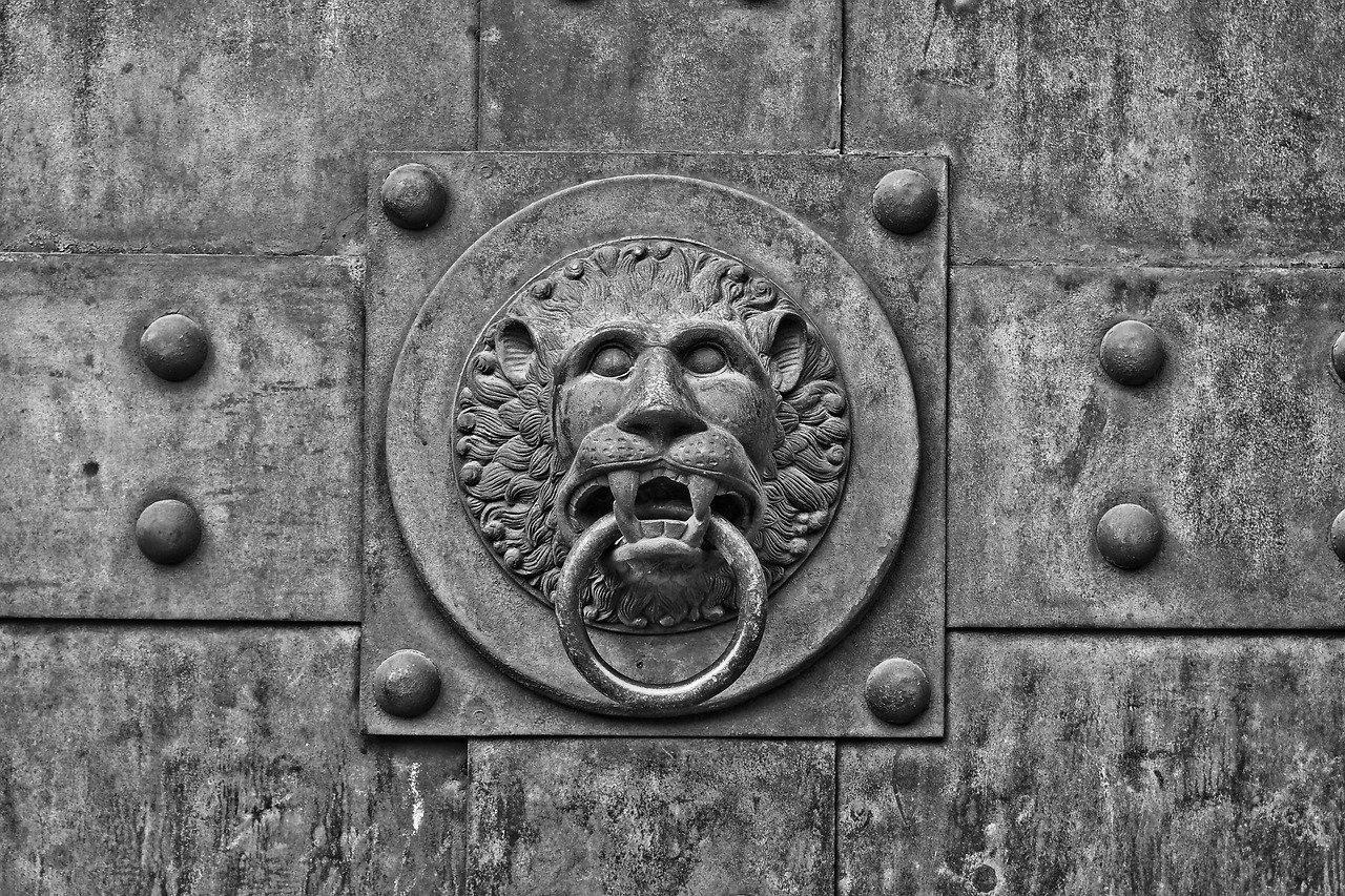 Porte d'Entrée Blindée à Louvres pour maison
