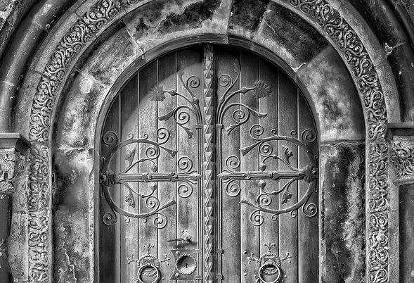 Porte d'Entrée Blindée à Lunéville pour maison