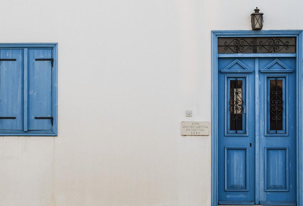 Porte d'Entrée Blindée à Pessac pour maison