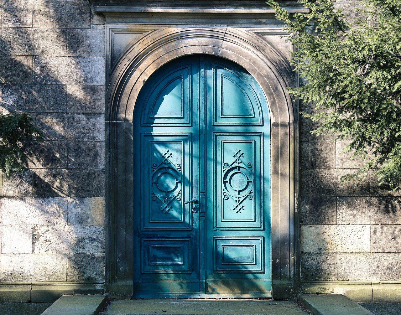 Porte d'Entrée Blindée à Saint-claude pour maison